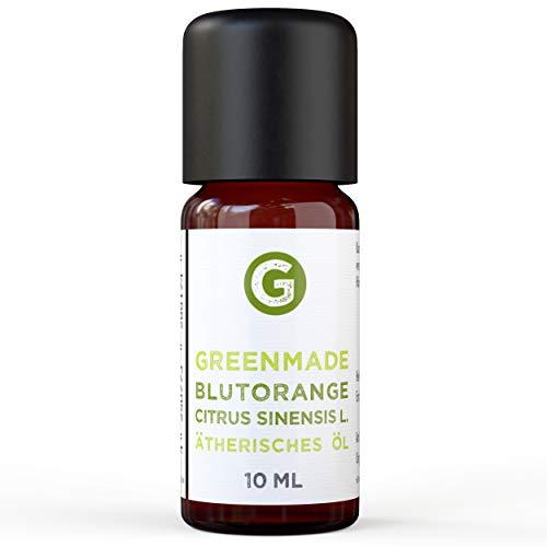 Blutorange Öl 10ml - 100% naturreines, ätherisches Öl von greenmade
