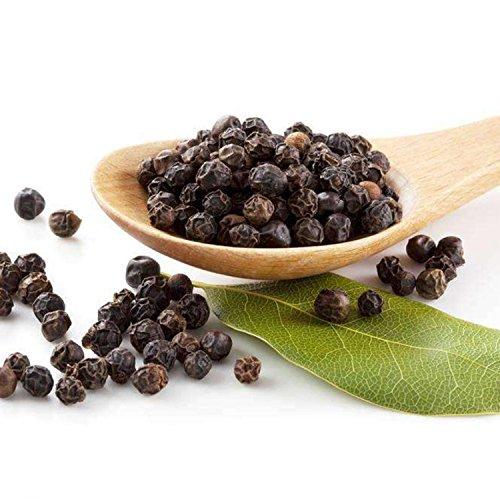 Wekold Schwarzer Pfeffer Bergpfeffer 20 Samen - Verschiedene Sorten Gesund Anzuchtanleitung Natürliche