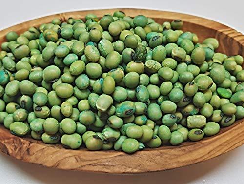 1000 Sojabohne Samen, Edamame seeds, Sorte MERLIN, Ökosaatgut, früheste Sorte, auch für Norddeutschland