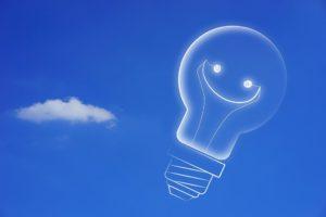 Licht macht happy