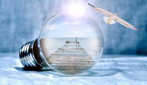 Lichttherapie - wach und glücklich durch Licht