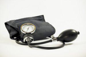 Blutdruck Messgerät