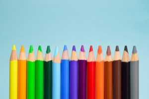 Farben Wirkung Buntstifte