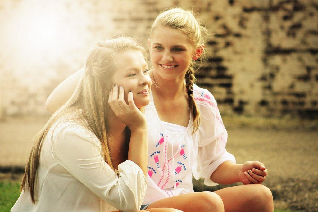 Massage macht Menschen glücklich