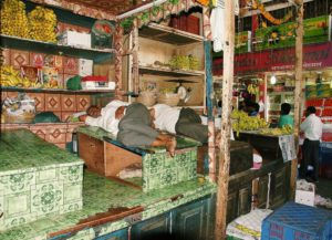 Powernapping in Indien