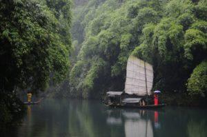 Wasser Boot China