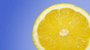 Zitrone Duft Aroma ätherisches Öl