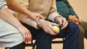 Alte Menschen