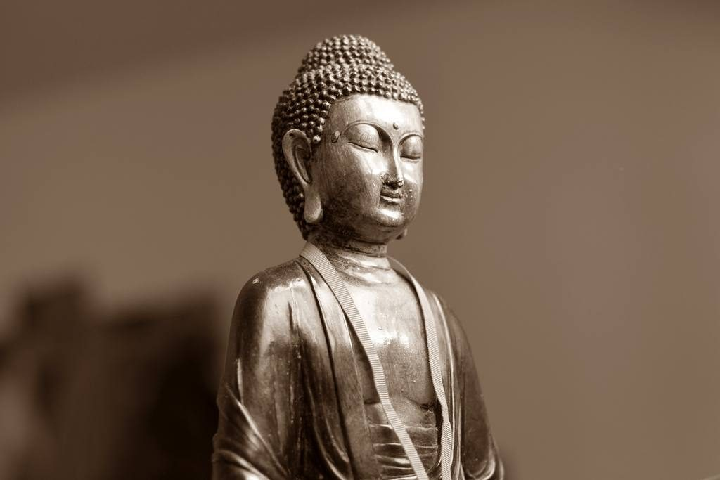 Buddhasitz