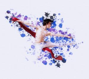 Energie Kraft Tanz