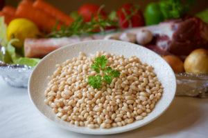 Weiße Bohnen enthalten viel Kalium