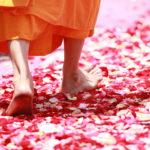 Gehmeditation: Mit jedem Schritt im Hier und Jetzt ankommen