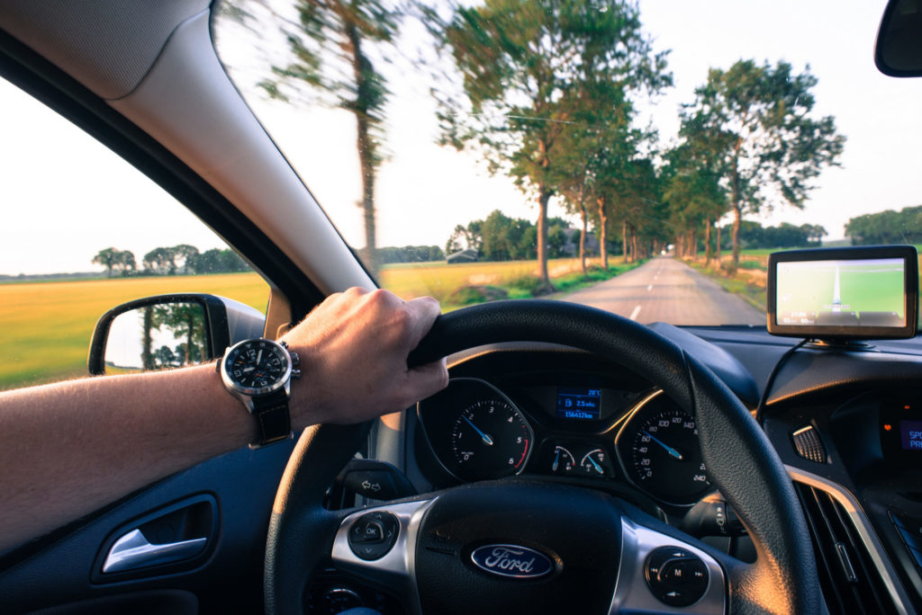 Autofahren Lenken