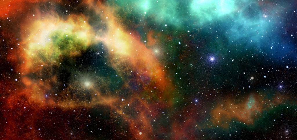 Saha Welt Universum Kosmos Weltall