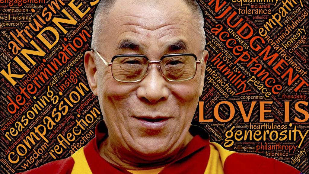 Dalai Lama Werte