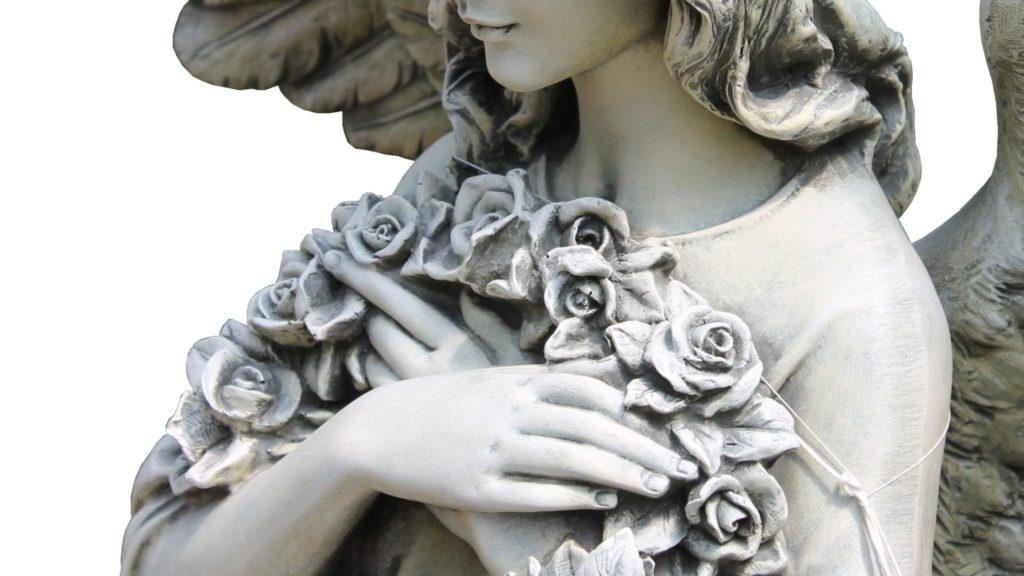 Rosen in den Händen